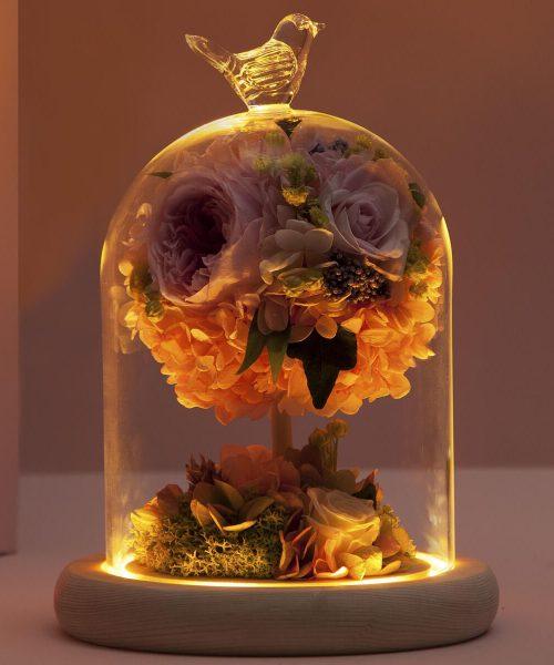薔薇之戀永生花