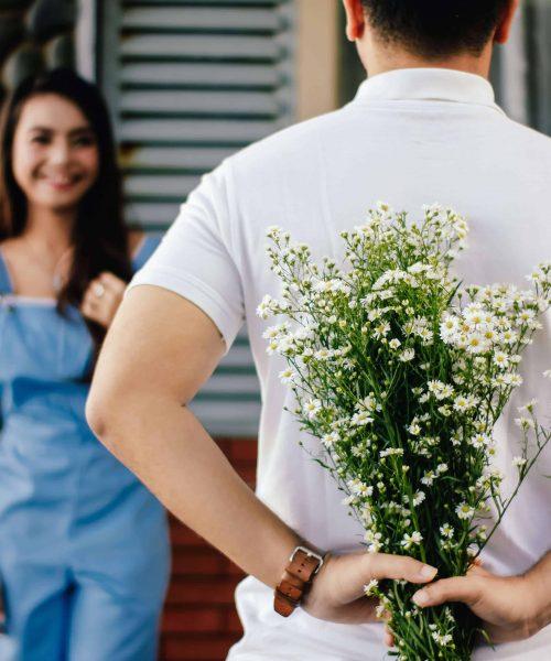 保鮮花是女朋友禮物首選