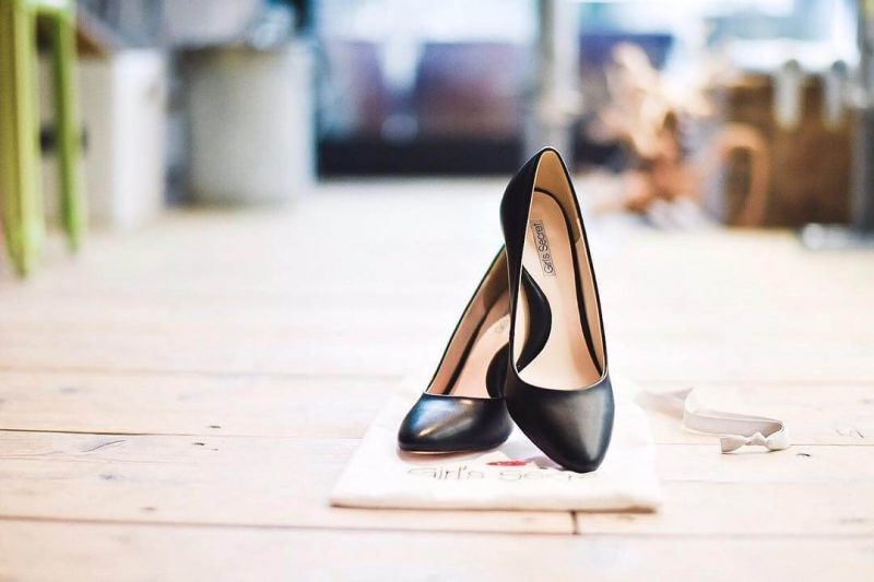 鞋類 - 情人節禮物