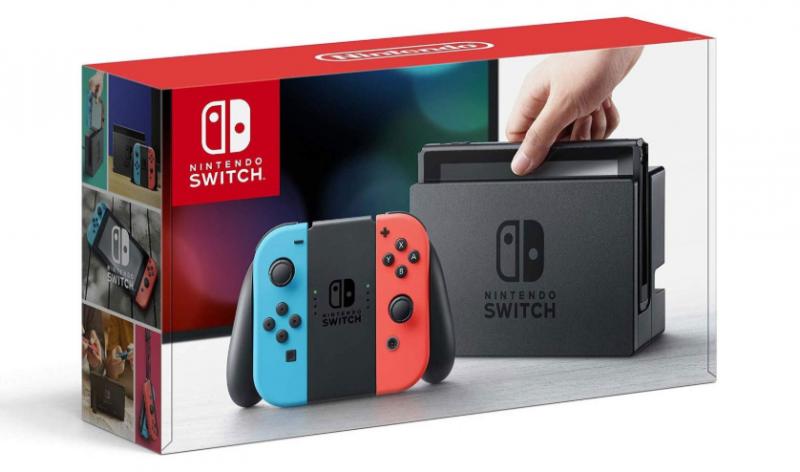 Nintendo Switch - 一齊開心情人節禮物