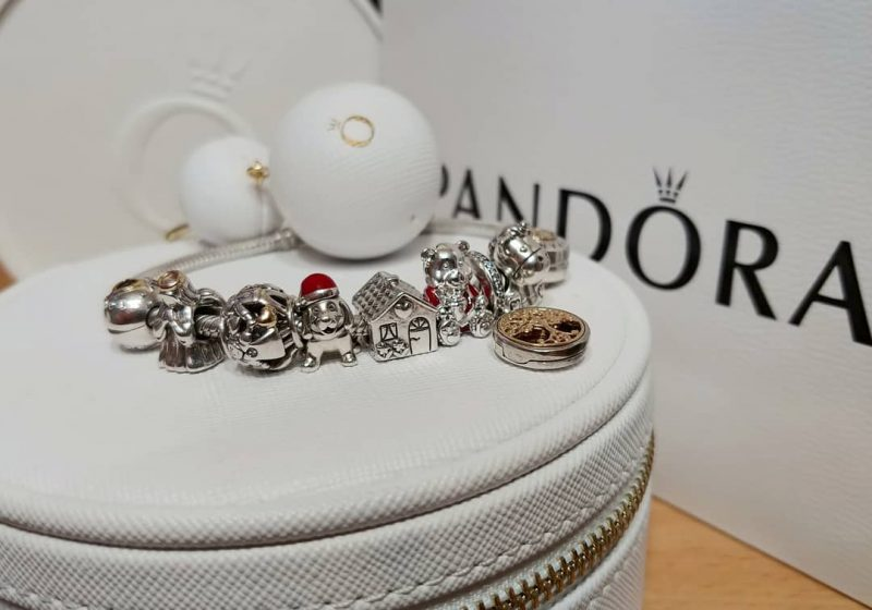 Pandora 串飾手鐲 - 情人節禮物