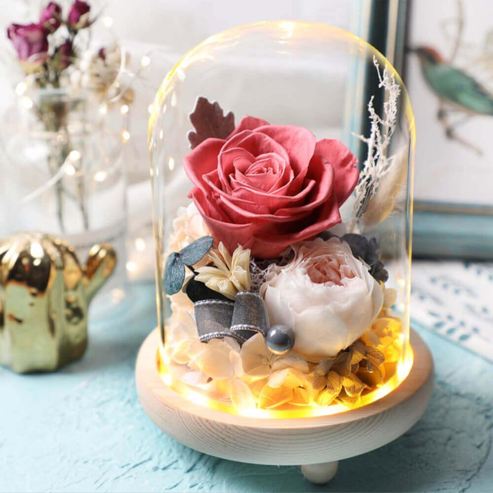 保鮮花 Preserved Flower - 結婚週年禮物
