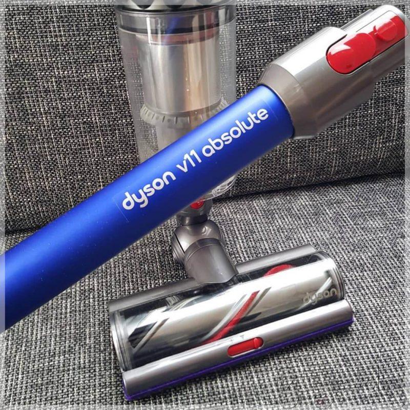 母親節禮物:Dyson 無線吸塵機