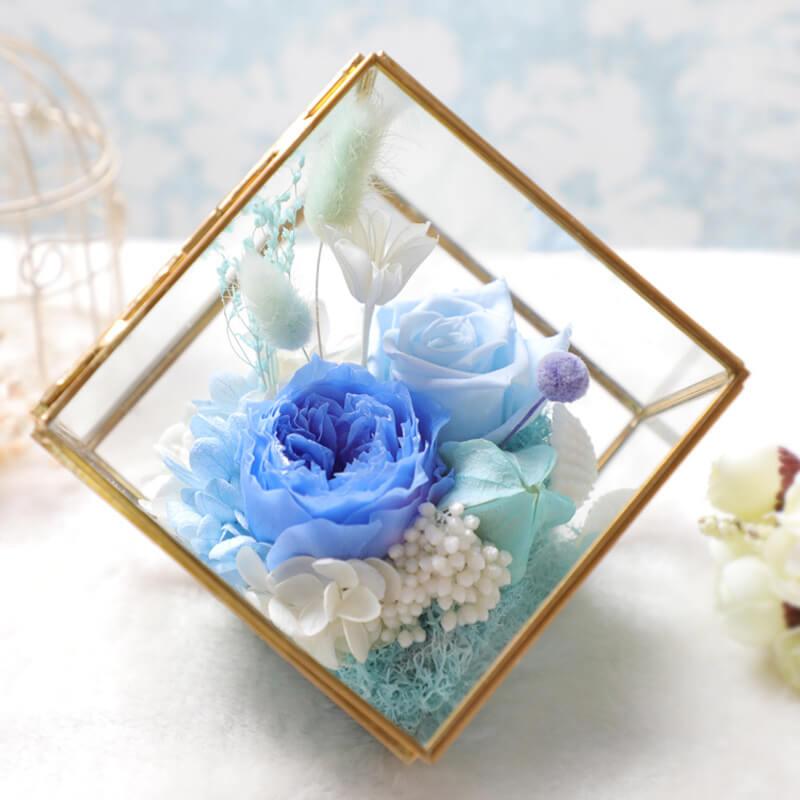 母親節禮物:人魚傳說永生花