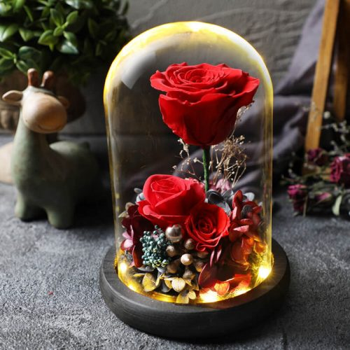 薔薇樂園永生花