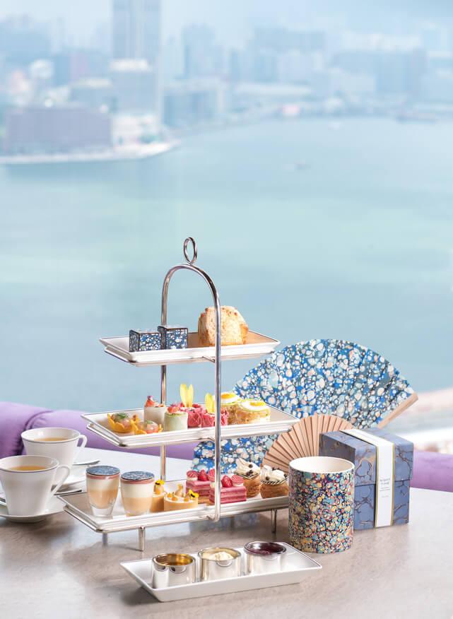 母親節禮物:Café Gray Deluxe 與 MATCHESFASHION.COM 攜手打造英式下午茶
