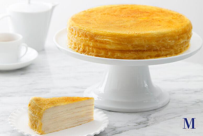 母親節禮物:Lady M® 原味千層蛋糕