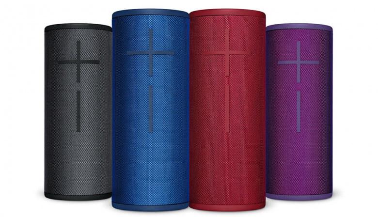 母親節禮物:Logitech UE Boom 3 無線藍芽喇叭