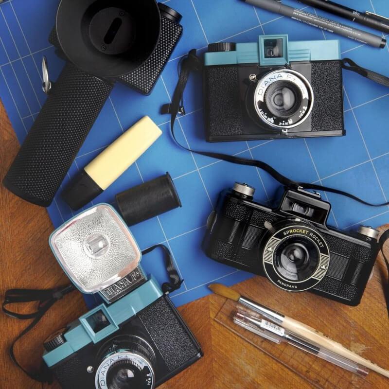 聖誕禮物 9:即影即有相機