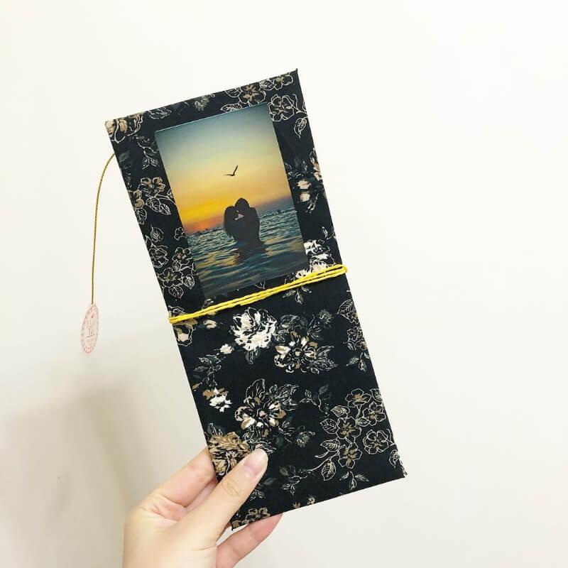 聖誕禮物 8:可愛的手製卡片、相簿