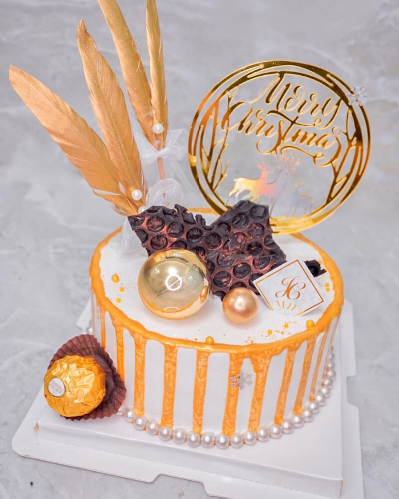 聖誕禮物20:糕餅、甜點、食物禮盒